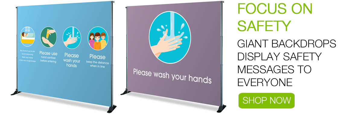 Display Solutions-Backdrops