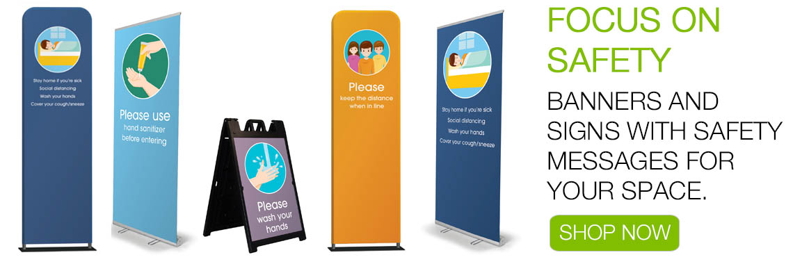Display Solutions-Banners