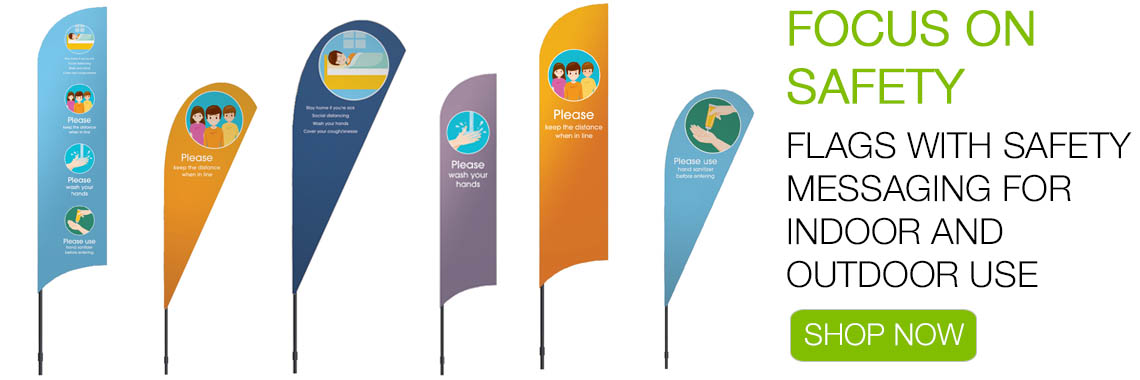 Display Solutions-Flags