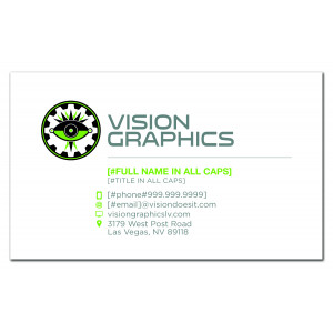 VGLV Stacked Business Card
